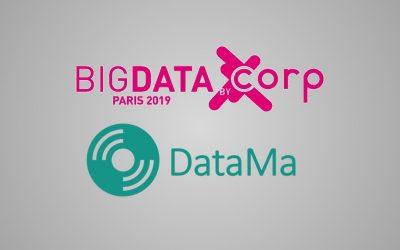 DataMa au salon BigData Paris 2019